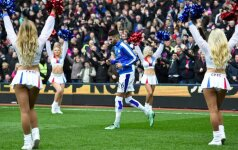 """""""Leicester City"""" fenomenas: kaip pasaka apie Pelenę tapo realybe"""