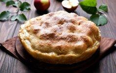 Tokio obuolių pyrago dar neragavote