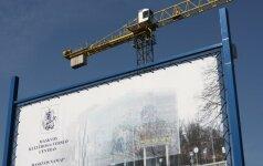 Maskvos namų Vilnius nebenori