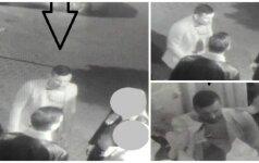 Kauno policija prašo pagalbos: gal atpažįstate šį vyrą?
