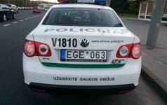 Pristatys 20 naujų policijos automobilių