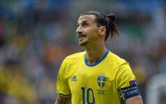 """J. Mourinho įdirbis: Z. Ibrahimovičius – naujasis """"Man United"""" pirkinys"""