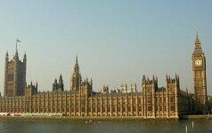 Didžiosios Britanijos parlamentas