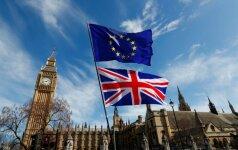 Per kibernetinę ataką prieš Britanijos parlamentą buvo paveikta mažiau nei 90 paskyrų