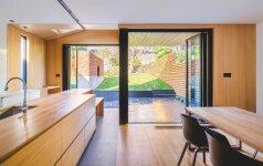 Namas Kanadoje: išsitrynusios ribos tarp lauko ir vidaus
