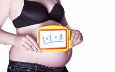 Kaip tinkamai paskelbti apie nėštumą socialiniuose tinkluose