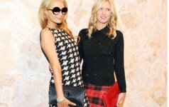 Paris ir Nicky Hilton