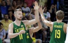 Lietuvos rinktinė Europos čempionato kovas pradės Izraelyje