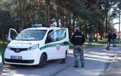 Policija sučiupo jauno panevėžiečio nužudymu įtariamus jaunuolius