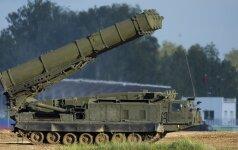 Švedijos kariškiai stebi, kaip Rusija stiprina karinę galią