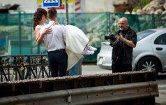 Atkirto besistebintiems vestuvių fotografų kainomis: už kokybę teks sumokėti ir 2 tūkst. eurų