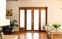 Kaip pasirinkti netradicines vidaus duris?