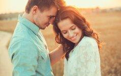 Sakykite šiuos du žodžius – tai raktas į ilgą ir laimingą santuoką