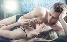Aštuoni mitai apie seksą, kuriais privalote liautis tikėję