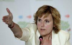 Europos komisarė: keista matyti, kad daugiabučių renovacija Lietuvoje stringa