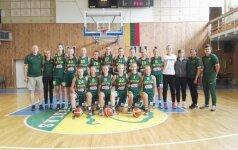 Lietuvos 16-metės neturėjo didelio vargo su suomėmis