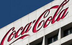 """""""Coca-Cola"""" panaikins 1,2 tūkst. darbo vietų"""