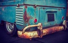 Darau pats: furgonu aplink pasaulį