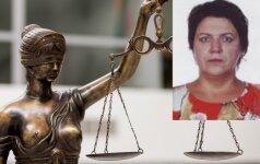 Dėl teisėjos vardo pažeminimo atleista V. Jokubauskienė neteko solidžios pensijos