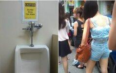 Nuotraukos, įrodančios, kad kvailumui nėra ribų