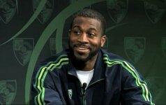 """Apie NBA svajojantis J. Dentmonas į """"Raptors"""" klubą vidury sezono nebėgtų"""