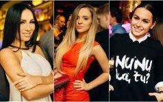 Greta Lebedeva, Monika Šalčiūtė, Simona Nainė
