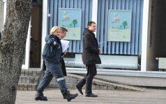 Meras nusikeikė, o policijai aiškinasi opozicijos lyderis