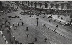 K. Antanaitis: nelaimė, kad per Vasario revoliuciją Lietuva buvo užimta Vokietijos
