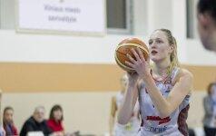 G.Petronytė – geriausia LMKL trečio rato žaidėja