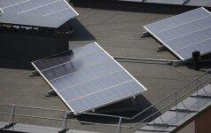 Lietuva Malaizijoje pastatė saulės jėgaines: jau sutaupyta 10 proc. pastato energijos
