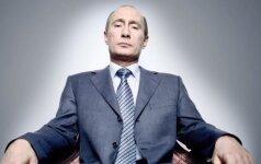 Legendinę V. Putino nuotrauką padaręs fotografas: man pavyko išgauti tiesą