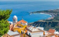Knygos apie saulėtąją Siciliją autorė: pavadinčiau ją chaoso sostine