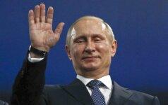 V. Putinas Slovėnijoje bandys gerinti santykius su Europa