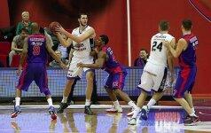 Talino klubas su M. Kupšu nesustabdė CSKA puolimo mašinos