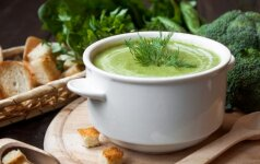 Detoksinė sriuba