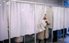 Šakių mero rinkimuose pirmauja konservatorius E. Pilypaitis