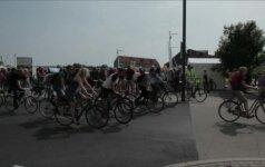 Kopenhagoje atidarytas 13 km ilgio dviračių takas - Uosto ratu