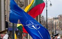 Sukanka 13 metų Lietuvos narystei NATO