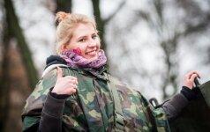 Valentino diena Vilniuje: susikibusios poros, gėlės ir širdutės ant skruostų