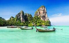 Ką būtina žinoti renkantis kelionę į Tailandą