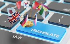 Besiskeryčiojančio politiko kalba, arba Su kokiais iššūkiais susiduria vertėjai žodžiu