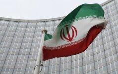 Irano vyriausybė paskelbė sankcijas JAV įmonėms