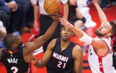 Net 12 teisėjų klaidų įžvelgusi NBA grūmoja J. Valančiūnui: šitaip žaisti negalima