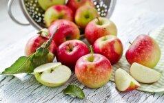 Ką valgyti, kad svoris kristų savaime