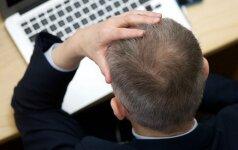 Prancūzas iš darbdavio pareikalavo 360 tūkst. eurų už nuobodų darbą