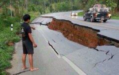 Didžiausios baimę sėjančios katastrofos, kurių neįmanoma pamiršti