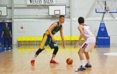 Baltijos taurės turnyre – lietuvių nesėkmės