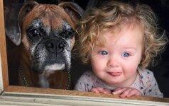 30 nuotraukų su mažyliais, kurios sušildys jūsų širdį