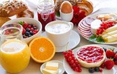 Kad tradiciniai Atvelykio pusryčiai būtų sveikesni