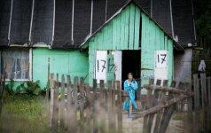 Išskirtiniai vaizdai: nepagražinta Vilniaus taboro realybė